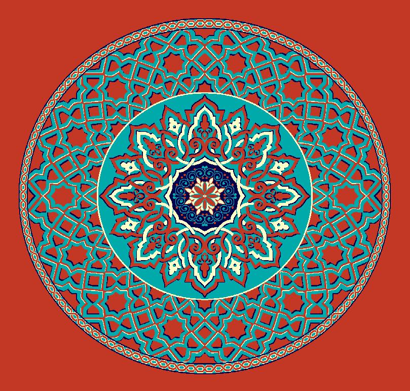 Gobekli Hali Model 3010 - Kiremit