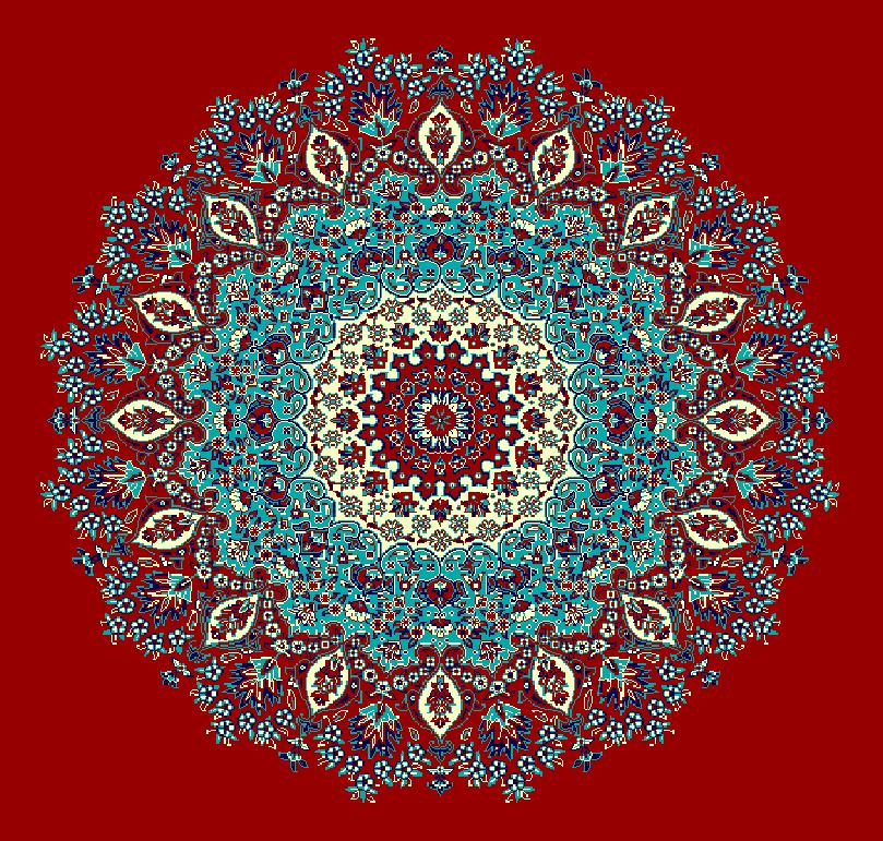 Gobekli Hali Model 3060 - Kırmızı