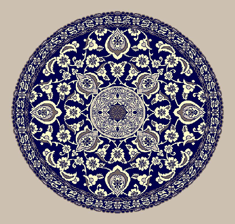 Gobekli Hali Model 3090 - Naturel
