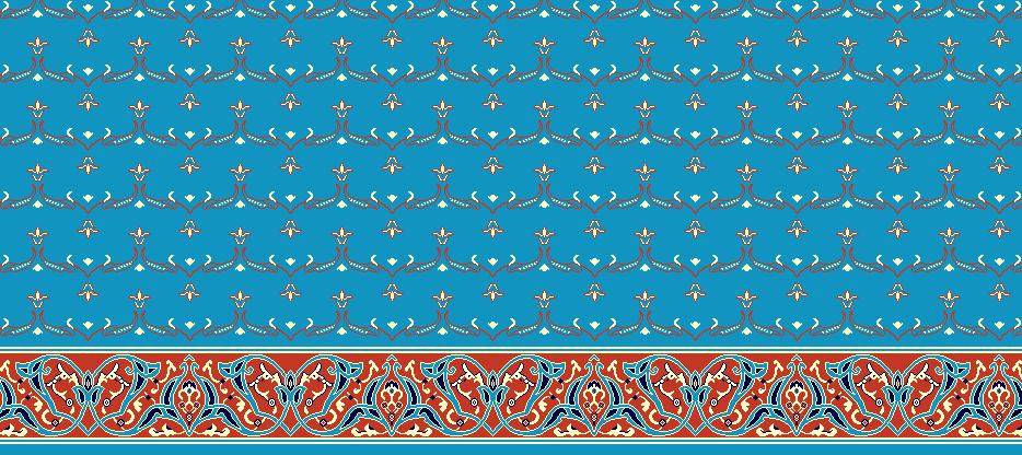 Safli Cami Halisi Model 1020 - Cam Göbeği