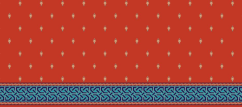 Safli Cami Halisi Model 1040 - Kiremit