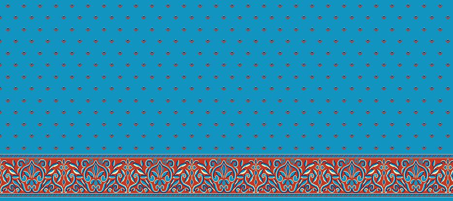 Safli Cami Halisi Model 1060 - Cam Göbeği Kiremit