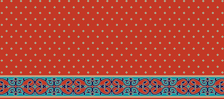 Safli Cami Halisi Model 1070 - Kiremit