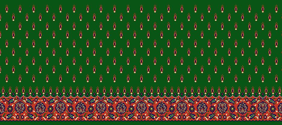 Safli Cami Halisi Model 1090 - Yeşil