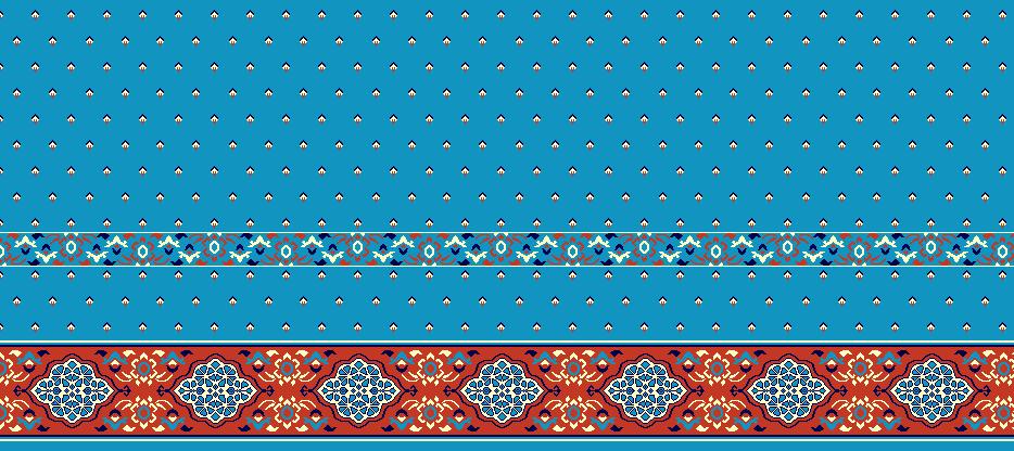 Safli Cami Halisi Model 1140 - Cam Göbeği Kiremit