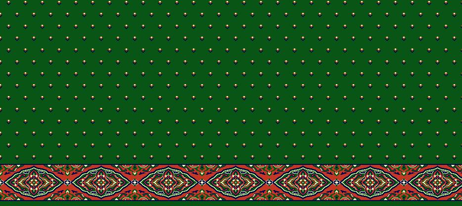 Safli Cami Halisi Model 1150 - Yeşil
