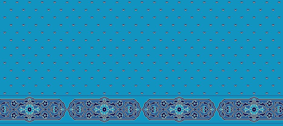 Safli Cami Halisi Model 1180 - Cam Göbeği