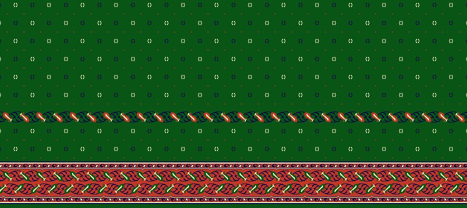 Safli Cami Halisi Model 1190 - Yeşil