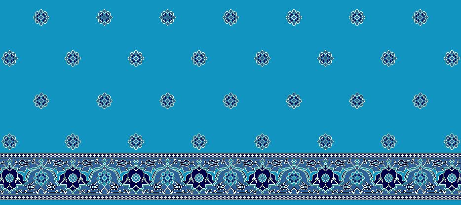 Safli Cami Halisi Model 1215 - Cam Göbeği