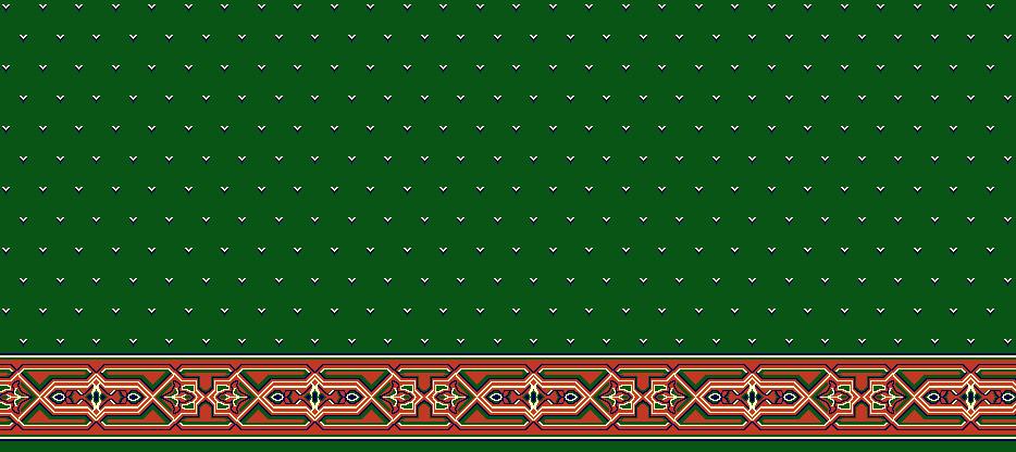 Safli Cami Halisi Model 1220 - Yeşil
