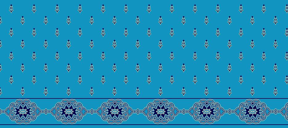 Safli Cami Halisi Model 1240 - Cam Göbeği