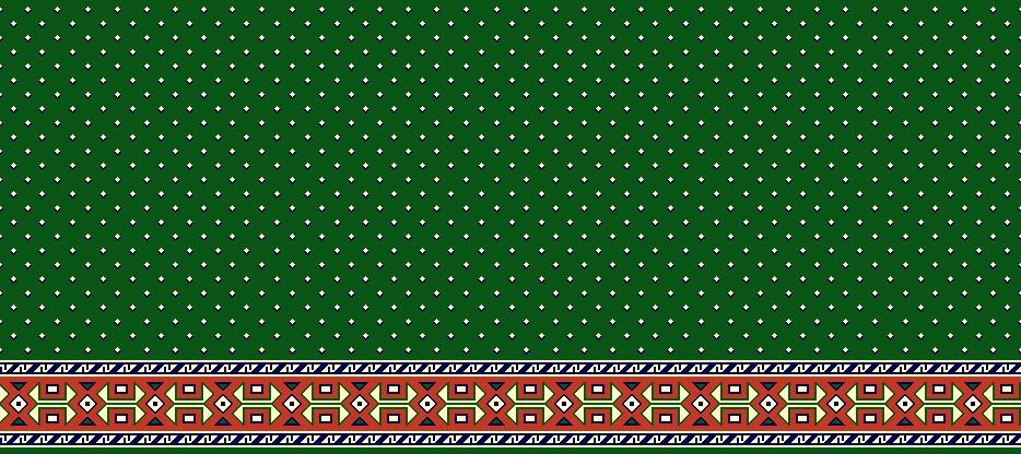 Safli Cami Halisi Model 1270 - Yeşil