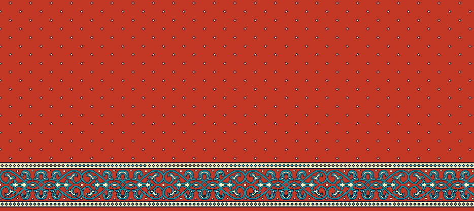 Safli Cami Halisi Model 1280 - Kiremit
