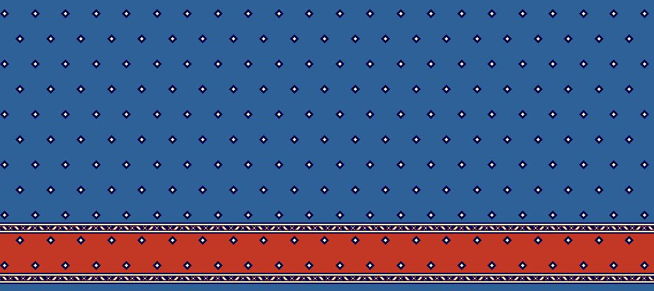 Safli Cami Halisi Model 1300 - Mavi