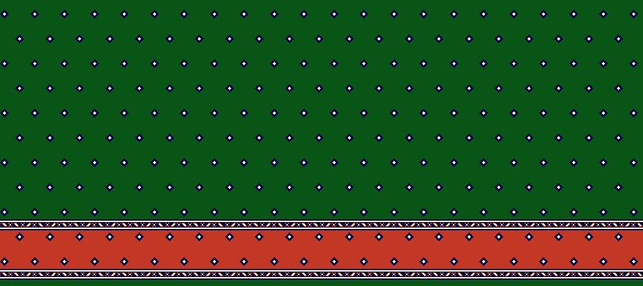 Safli Cami Halisi Model 1300 - Yeşil