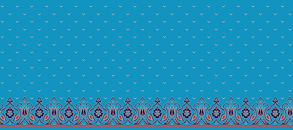 Safli Cami Halisi Model 1310 - Cam Göbeği Kiremit