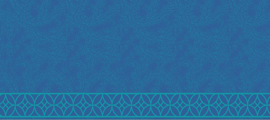 Safli Cami Halisi Model 1320 - Mavi