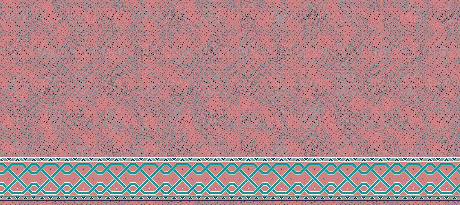 Safli Cami Halisi Model 1345 - Pembe