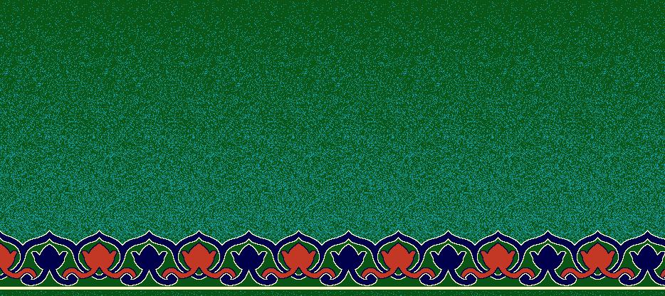Safli Cami Halisi Model 1350 - Yeşil