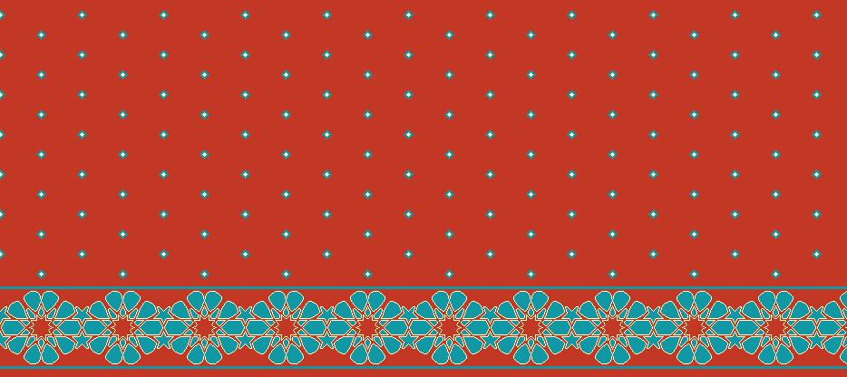 Safli Cami Halisi Model 1370 - Kiremit