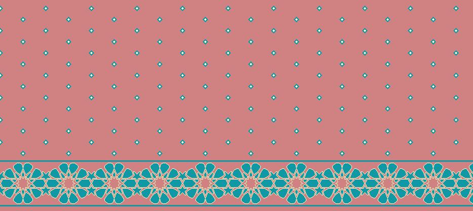 Safli Cami Halisi Model 1370 - Pembe