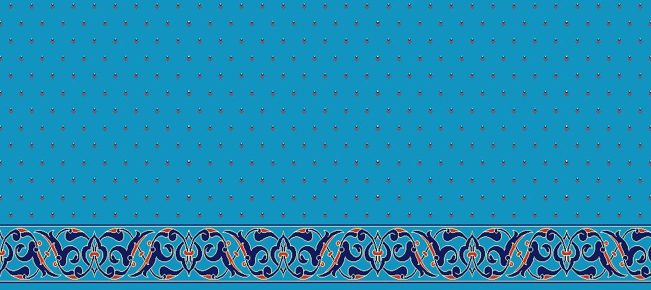 Safli Cami Halisi Model 1420 - Cam Göbeği Kiremit